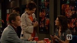 Paul Robinson, Susan Kennedy, Zoe Alexander in Neighbours Episode 6412