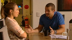 Sonya Mitchell, Toadie Rebecchi in Neighbours Episode 6412