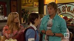 Natasha Williams, Sophie Ramsay, Andrew Robinson in Neighbours Episode 6414