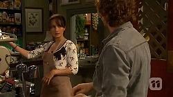 Vanessa Villante, Lucas Fitzgerald in Neighbours Episode 6414
