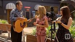 Karl Kennedy, Natasha Williams, Summer Hoyland in Neighbours Episode 6414