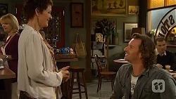 Susan Kennedy, Lucas Fitzgerald in Neighbours Episode 6414