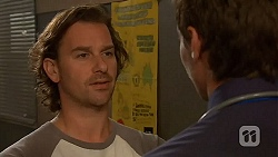 Lucas Fitzgerald, Rhys Lawson in Neighbours Episode 6415