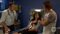 Karl Kennedy, Vanessa Villante, Lucas Fitzgerald in Neighbours Episode 6415