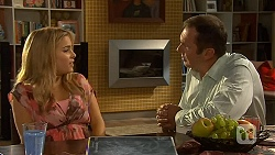 Natasha Williams, Karl Kennedy in Neighbours Episode 6415