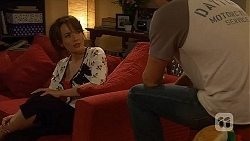 Vanessa Villante, Lucas Fitzgerald in Neighbours Episode 6415