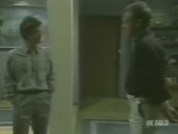 Paul Robinson, Jim Robinson in Neighbours Episode 0239