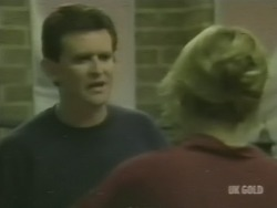 Des Clarke, Andrea Townsend in Neighbours Episode 0239