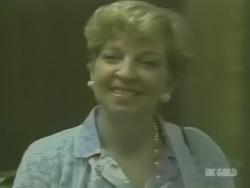 Eileen Clarke in Neighbours Episode 0239
