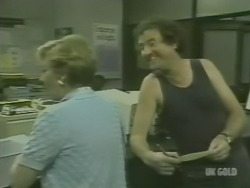 Eileen Clarke, Max Ramsay in Neighbours Episode 0240