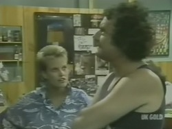 Daphne Clarke, Max Ramsay in Neighbours Episode 0240