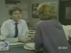 Danny Ramsay, Madge Bishop in Neighbours Episode 0240
