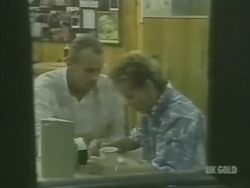 Jim Robinson, Daphne Clarke in Neighbours Episode 0240
