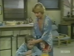 Bradley Townsend, Andrea Townsend in Neighbours Episode 0242