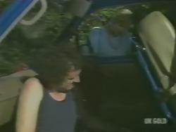 Max Ramsay, Eileen Clarke in Neighbours Episode 0242