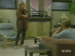 Andrea Townsend, Eileen Clarke in Neighbours Episode 0242
