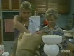 Shane Ramsay, Helen Daniels in Neighbours Episode 0244