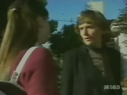 Nikki Dennison, Barbara Young in Neighbours Episode 0244