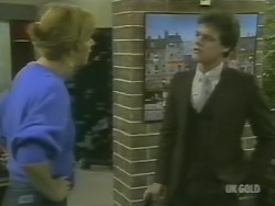 Andrea Townsend, Paul Robinson in Neighbours Episode 0244