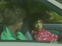 Helen Daniels, Lucy Robinson in Neighbours Episode 0246