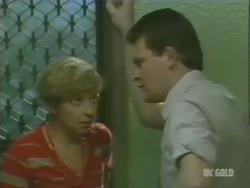 Eileen Clarke, Des Clarke in Neighbours Episode 0246