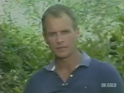 Jim Robinson in Neighbours Episode 0246