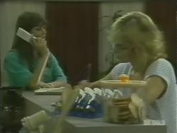 Zoe Davis, Andrea Townsend in Neighbours Episode 0247