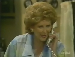 Madge Bishop in Neighbours Episode 0247