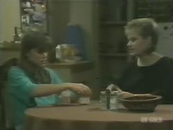 Zoe Davis, Daphne Lawrence in Neighbours Episode 0247