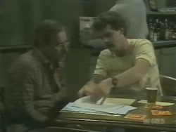Jack Lassiter, Paul Robinson in Neighbours Episode 0247