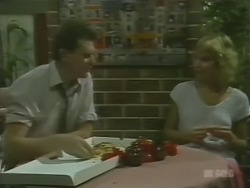 Des Clarke, Andrea Townsend in Neighbours Episode 0247