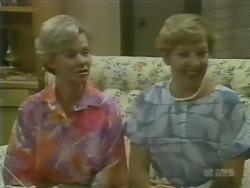 Helen Daniels, Eileen Clarke in Neighbours Episode 0247