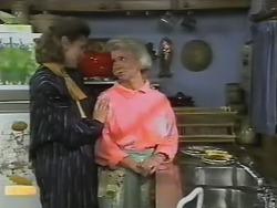 Beverly Marshall, Helen Daniels in Neighbours Episode 0736