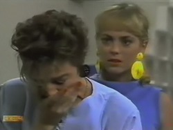 Gail Robinson, Jane Harris in Neighbours Episode 0736