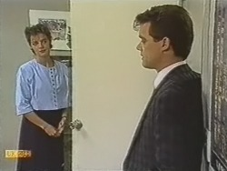 Gail Robinson, Paul Robinson in Neighbours Episode 0737