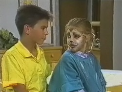 Todd Landers, Katie Landers in Neighbours Episode 0737