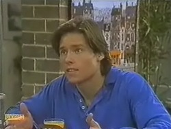 Mike Young in Neighbours Episode 0737