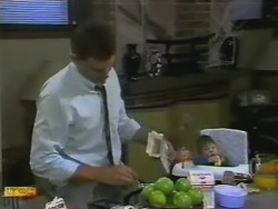 Des Clarke, Jamie Clarke in Neighbours Episode 0739