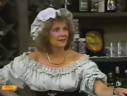 Madge Bishop in Neighbours Episode 0739