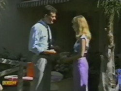 Des Clarke, Jane Harris in Neighbours Episode 0739