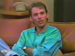 Steve Fisher in Neighbours Episode 0740