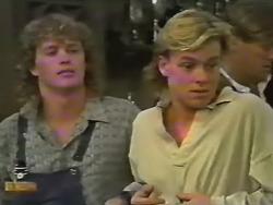 Henry Ramsay, Scott Robinson in Neighbours Episode 0740