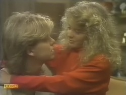 Scott Robinson, Charlene Mitchell in Neighbours Episode 0741