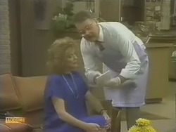 Madge Bishop, Harold Bishop in Neighbours Episode 0741