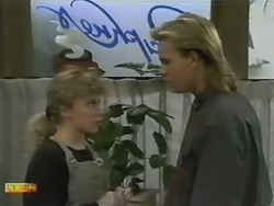 Charlene Robinson, Scott Robinson in Neighbours Episode 0748
