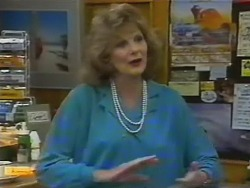 Madge Bishop in Neighbours Episode 0748