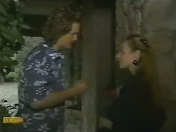 Henry Ramsay, Liz Stanton in Neighbours Episode 0748