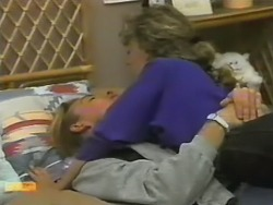 Scott Robinson, Charlene Robinson in Neighbours Episode 0748