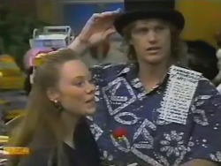 Liz Stanton, Henry Ramsay in Neighbours Episode 0748