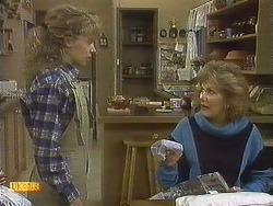 Charlene Mitchell, Madge Bishop in Neighbours Episode 0758